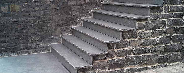 Daubert - Naturstein Treppen